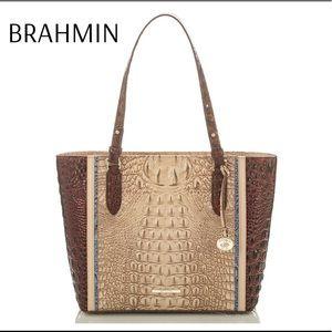 Brahmin Med Misha Sand Santana
